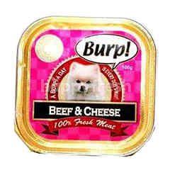 Burp! Beef & Cheese 100g