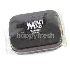 Impact Mints Kembang Gula Bebas Gula Rasa Fresh Mint