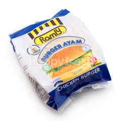Ramly Original Chicken Burger