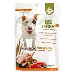 Best In Show Big Jerky Ras Ayam Strip
