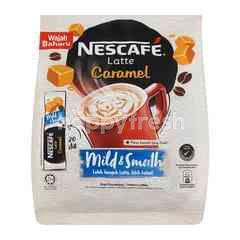 Nescafé Latte Caramel Premix Coffee (20 Sticks)
