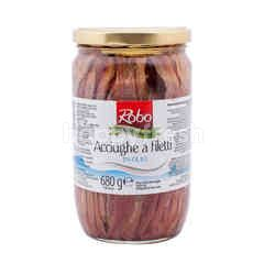 Robo Anchovy Fillets In Sunflower Oil