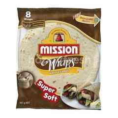 Mission Wholegrain Wraps