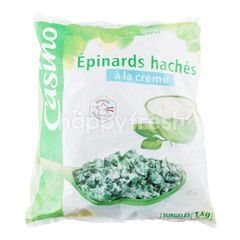 Casino Chopped Spinach And Cream