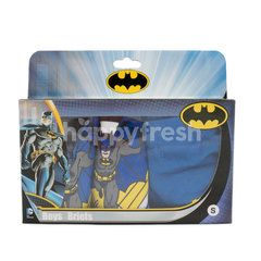 GT Man Kids Batman Brief BBTCD01 Size S
