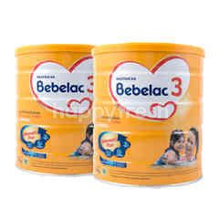 Nutricia Bebelac 3 Powdered Vanilla Milk Twinpack