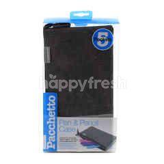 Unicorn Black Pencil Case