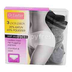GT Ladies Underpants Model GTLS-06 Size L