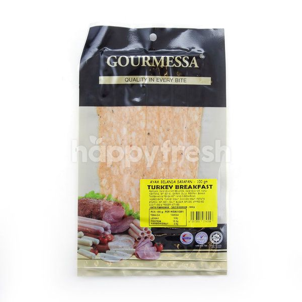 Gourmessa Turkey Breakfast