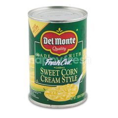 Del Monte Sweet Corn Cream Style