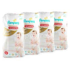 Pampers Premium Care Active Baby Pants Diapers Size L 9-14kg (42 pieces) Package