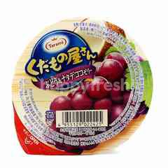 Tarami Grape & Nata De Coco Jelly