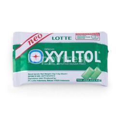 Lotte Xylitol Jeruk Nipis Mint