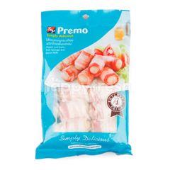 S&P Pepper Garlic Pork Sausage Bacon Rolls