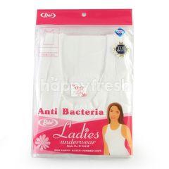 Rider Ladies Underwear Singlet XL White