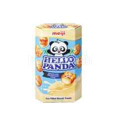Meiji Hello Panda Milk Biscuits