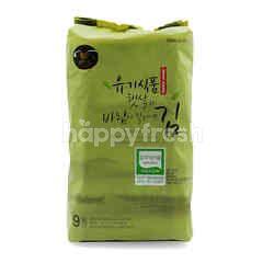 Manjun Foods Organic Seaweed