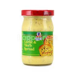 Mccormick Garlic & Herb Spread