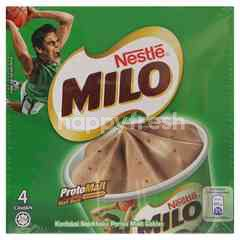 Milo Cup Ice Cream (4 Pieces)