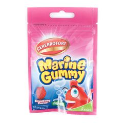 Cerebrofort Marine Gummy Strawberry Flavor