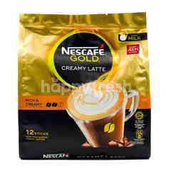 Nescafe Creamy Latte Coffee (12 Sticks)