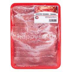 Daging Shabu-Shabu