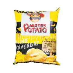 MISTER POTATO Honey Cheese Flavour