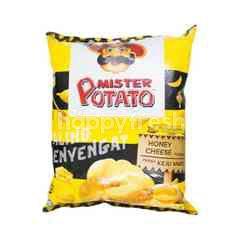 MISTER POTATO Honey Cheese Flavour