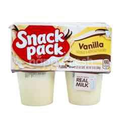 Hunt's Snack Pack Puding Vanilla