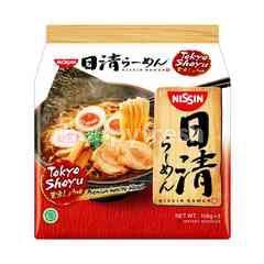 Nissin Japanese Tokyo Shoyu Ramen