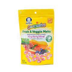 Gerber Graduates Fruit & Veggie Melts - Very Berry Blend