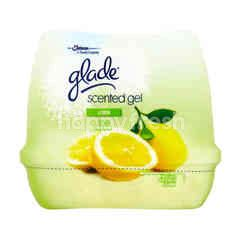 Glade Scented Gel Lemon