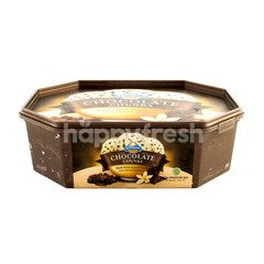 Campina Vanilla Flavored Ice Cream with Chocolate Pieces