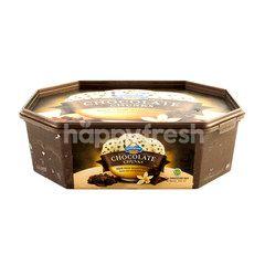 Campina Vanilla Flavored Ice Cream with Chocolate Pieces