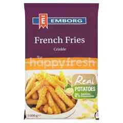 Emborg French Fries Crinkle