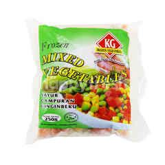 KG Frozen Mixed Vegetables