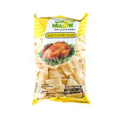 Miaow Miaow Chicken Flavoured Crackers