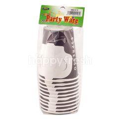 Party Ware Handle Cup