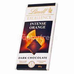 Lindt Exellence Cokelat Hitam Rasa Jeruk
