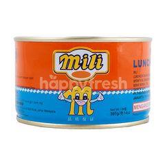 Mili Pork Luncheon Meat