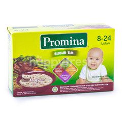 Promina Chicken Liver Steamed Porridge for 8-24 Months Baby