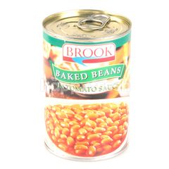 Brook Baked Beans In Tomato Sauce
