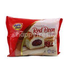 MIGHTY WHITE Red Bean Bun