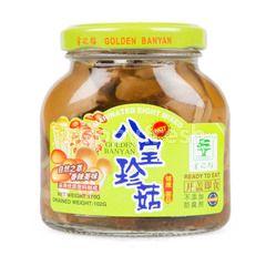 Golden Banyan Marinated Eight Mixed Mushroom