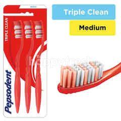 Pepsodent Famili Optimum Soft Toothbrush