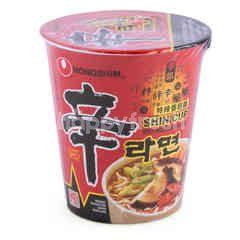 Nongshim Shin Cup Spicy Mushroom