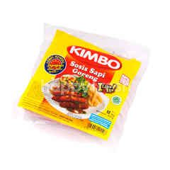 Kimbo Kitchen Fried Beef Sausages