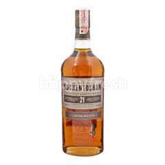 Auchentoshan Single Malt Scotch Whisky Aged 21 Years
