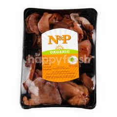 Natural & Premium Food Organic Wood Ear Mushroom
