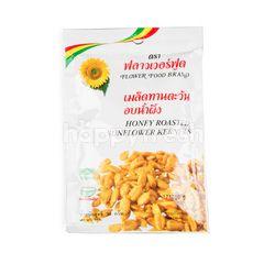 Flower Food Honey Roasted Sunflower Kernels